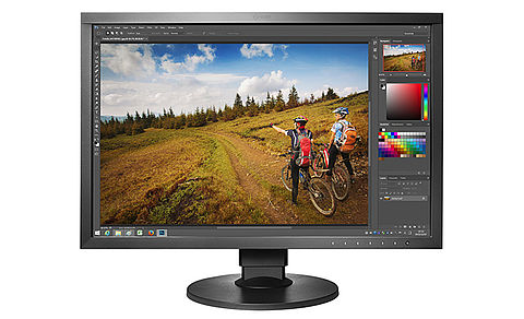 Monitors for digital images and image editing